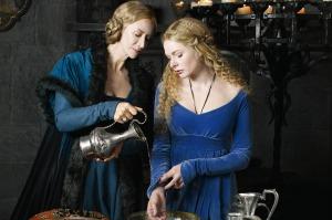 Como imagino Isolde... Aliás, The White Queen é baseado nos livros da Gregory e você deveria assistir, pra ontem!
