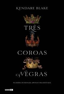 tres coroas negras